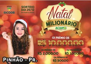 Natal Milionário