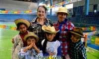 Pinhão - Festa Junina dos Projetos Sociais da município - 30.06.17