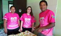 Nova Laranjeiras - Mulheres Indígenas recebem atendimento e Coleta de material para Exame Preventivo