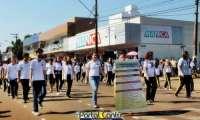Quedas - Desfile 07 de setembro - 07.09.17 - Álbum 02
