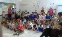 Nova Laranjeiras - Projeto Alimentação Saúdável é desenvolvido nas Escolas