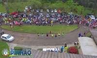 Pinhão - Caminhada e Corrida de Primavera na Natureza reuniu mais de 300 pessoas na manhã de domingo