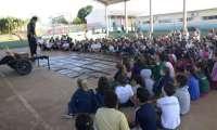 Catanduvas - Apresentações Circences/Teatrais em comemoração ao dia da criança no mês de outubro