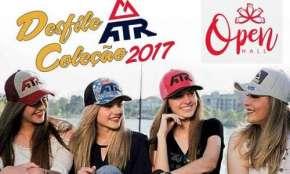 Pinhão - Neste sábado rola super desfile ATR 2017 na Open Hall