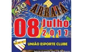 Rio Bonito - Campo do Bugre convida a todos para uma grande festa julina dia 08