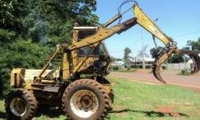 Guaraniaçu - Vende-se trator florestal