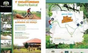Reserva do Iguaçu - Dia 10 de dezembro todo mundo convidado para o 1º Cicloturismo