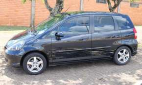 Guaraniaçu - Vende-se Honda Fit 2007 1.4