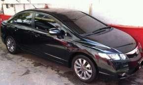 Vendo Honda Civic 2010 Preto