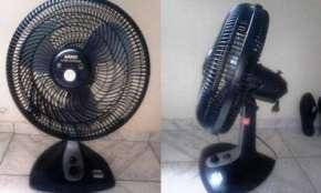 Vende-se Ventilador Turbo Arno com repelente