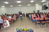 Catanduvas – Escola Municipal Tiradentes - Homenagem as mães – 08.05.15