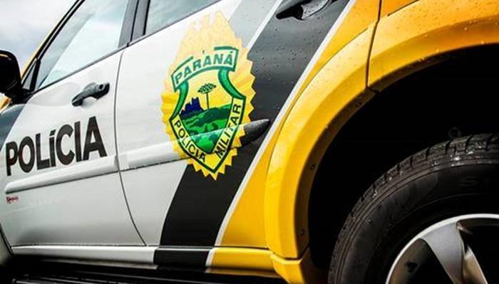 Laranjeiras – Homem quebra vidro de veículo, danifica viatura da PM e é preso