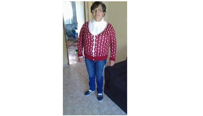 Laranjeiras - Mulher está desaparecida
