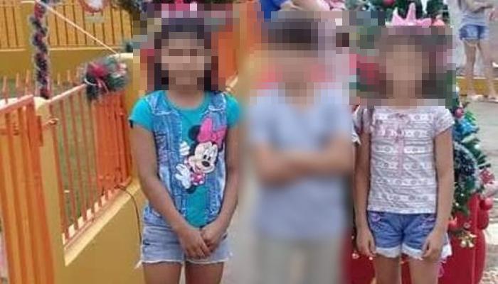Três Barras - Moradores da Linha Itaguaçu localizam crianças desaparecidas