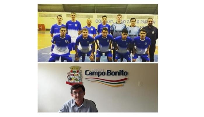 a0d40a8498 Campo Bonito - Futsal na 11ª Copa Rádio Chopinzinho Doce Docê