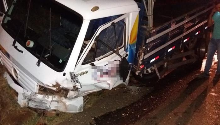 Candói - Carro de Foz de Jordão se envolve em grave acidente na BR 373