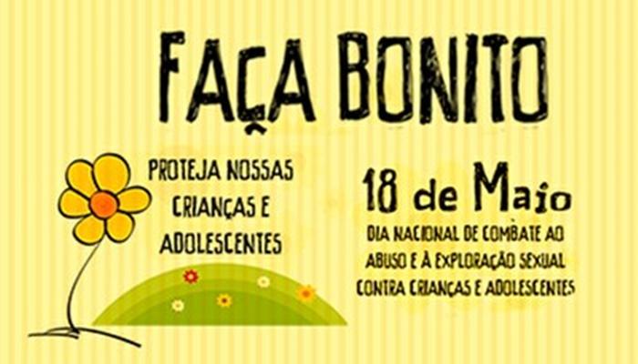 673e2a26968d Guaraniaçu - 18 de Maio Dia Nacional do Combate ao Abuso e Exploração Sexual  de Crianças e Adolescente