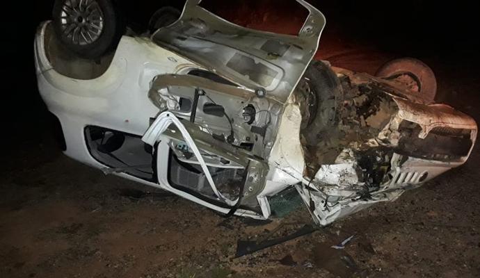 Pinhão - Acidente faz vítima fatal na PR 170