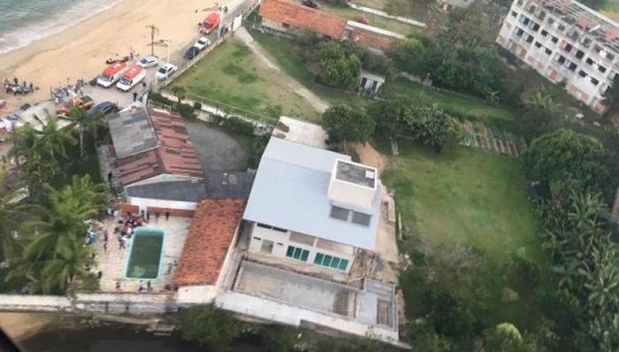 Dois irmãos, de menos de três anos, morrem afogados em piscina abandonada