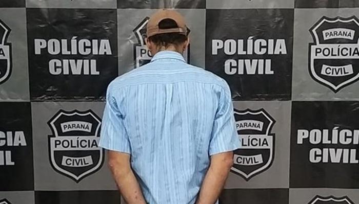 Laranjeiras - Polícia Civil prende indivíduo em flagrante por posse irregular de arma de fogo