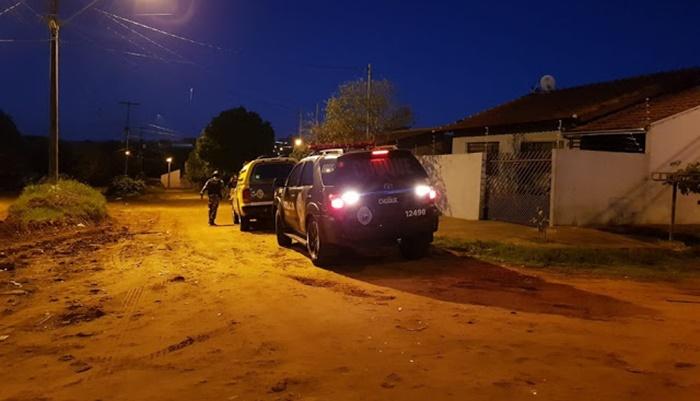 Laranjeiras - Polícia segue fazendo a limpa no tráfico de drogas