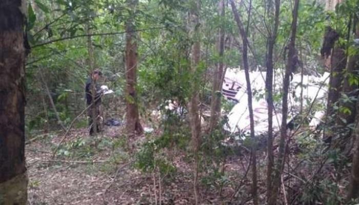 Peritos da Aeronáutica chegam a Cascavel para investigar queda de avião