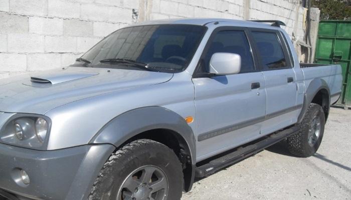 Marquinho - PM recupera camionete roubada em Laranjeiras do Sul e prende dois indivíduos