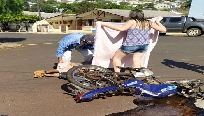Laranjeiras - Tragédia : Motociclista envolvido em grave acidente veio óbito