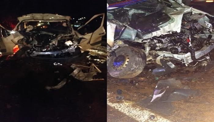 Laranjeiras - Acidente grave deixa vítima fatal na BR 277