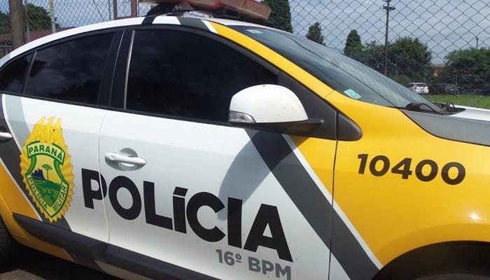 Laranjeiras - PM atende briga de casal e cumpre mandado no Bairro João Fernandes